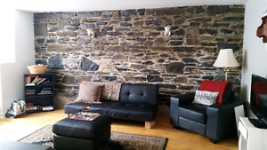 3 Bedroom apartment in South End Halifax