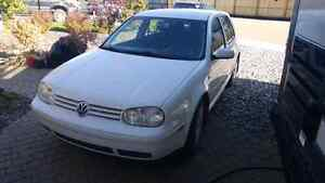 2007 VW City Golf for sale