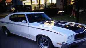1970 Buick GSX 455Stage 1 ORIG 1 of 160 built