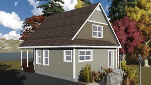 Custom Prefab Homes - Timothy