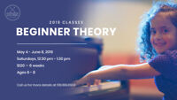 Music Theory for Young Beginners