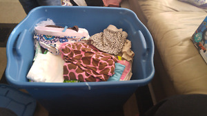 Size 4 to 5t girl clothes