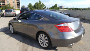 Honda Accord 2009 EX-L Coupe V6 6 Speed MT
