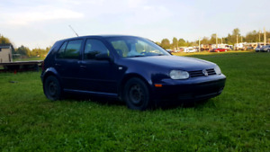 volkswagen golf 1.8t 2001