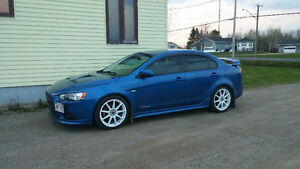 2009 Mitsubishi Lancer Ralliart Turbo AWD