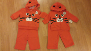 3-6 months baby sweatsuit - 2 to sell