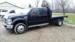 Ford F-450 08 King Ranch Pickup Truck