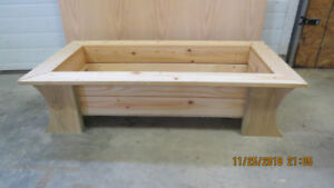 Planter Box for your deck or yard