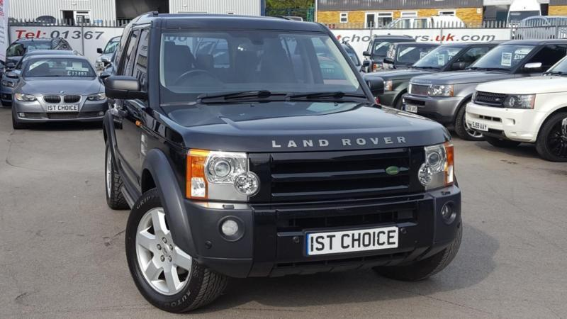 2007 land rover discovery 3 tdv6 hse great looking discovery with privacy ste in faringdon. Black Bedroom Furniture Sets. Home Design Ideas
