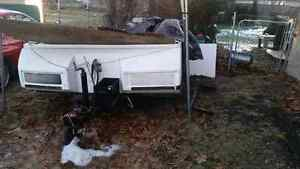 Tent trailer 300 or best offer