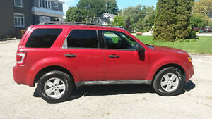 2009 Ford Escape SUV, Crossover Kitchener / Waterloo Kitchener Area image 3