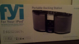 Emmerson ipod docking station *Brand new never used