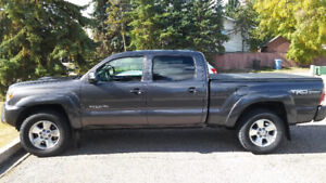 2015 Toyota Tacoma 4X4 DOUBLE CAB TRD SPORT Pickup Truck