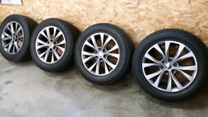 "20"" 275/55r20 Mags, Tires & TPMS sensors Ford F150 et autres"