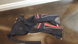 vintage racing ski pants for youth 28 x 30