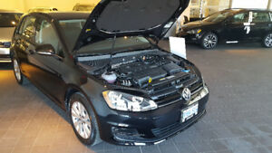 2015 model Volkswagen Golf TDI - Automatic Diesel