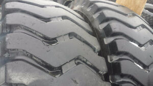 USED TRACTOR, INDUSTRIAL, FARM , scraper tires