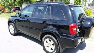 2005 Toyota RAV4 SUV, Crossover