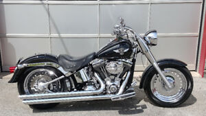 2011 Harley-Davidson Fat Boy * $6,500 in Extras and CHROME *