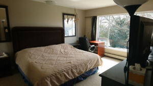 Dec. 01- Den Father/handyman for Master with ensuite near UBC