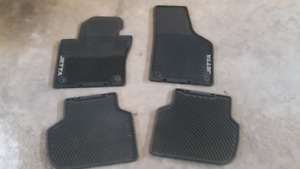 2014 VW Jetta floor mats
