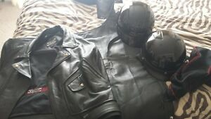 leather jacket site Xl and
