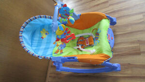 Fisher Price Newborn to Toddler Rocker Play Chair