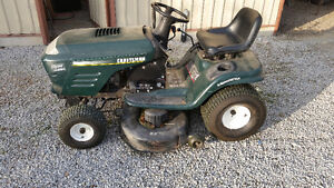 "Sears mower 42"" 6 speed"
