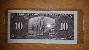 LOOKING TO PURCHASE OLD PAPER MONEY FROM B4 1989................ London Ontario image 8