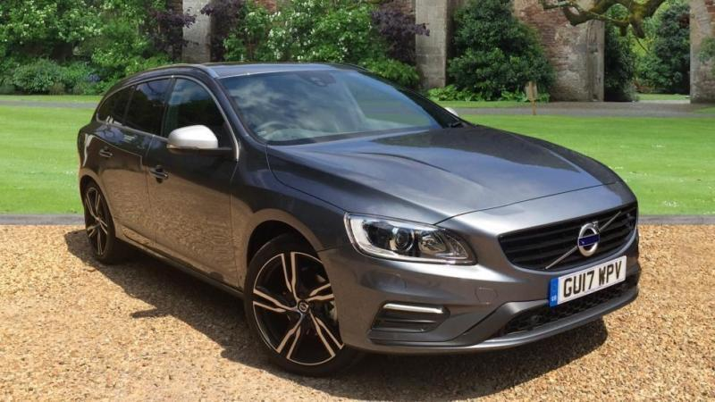 2017 volvo v60 d3 r design lux nav auto sunr automatic diesel estate in horley surrey gumtree. Black Bedroom Furniture Sets. Home Design Ideas