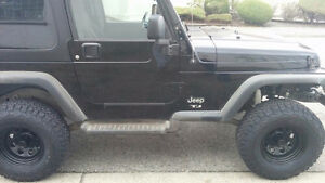2005 Jeep TJ Convertible Priced to Sell**