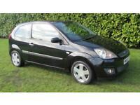 2006 Ford Fiesta 1.25 Zetec 3dr HATCHBACK Petrol Manual