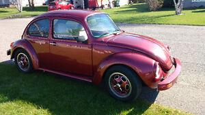 Super Beetle 1974  *Voiture d'exposition*