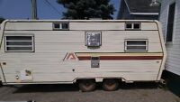 Sellin a used camper.