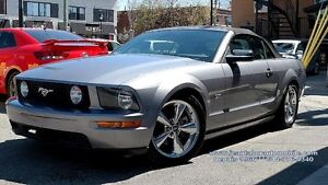Ford Mustang GT CONVERTIBLE  2007