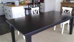table seulement