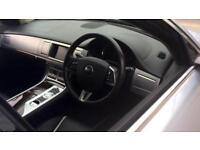 2015 Jaguar XF 2.2d (200) Portfolio Very Low Automatic Diesel Saloon