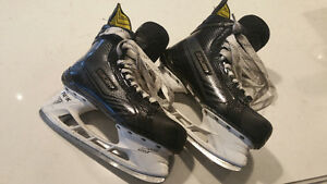 Bauer MX3 Limited Edition skates 8.5