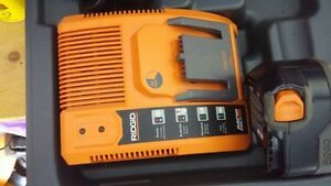 RIGID 12 VOLT CASE AND 2 BATERIES POWER DRILL Kingston Kingston Area image 3