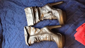 Size 8 Heels/boots