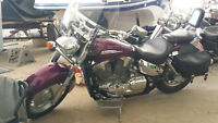 METICULOUSLY MAINTAINED 2005 HONDA VTX 1300
