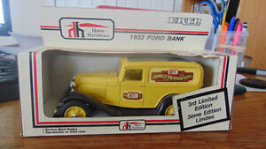 Hard to Find Home Hardware Diecast Bank, Series 1 Number 3