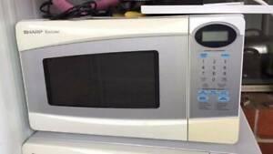 6 x microwave ( 30-60$ each )
