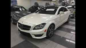2013 Mercedes-Benz CLS-Class CLS63 AMG- LOW MILEAGE