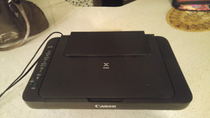 Free Canon printer.it is out ink .