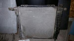 1992 Ford Ranger aluminum radiator
