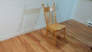 Small Rocking Chair ( FREE DELIVERY )