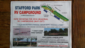 Stafford Park RV/ Camping/ Boat Launch
