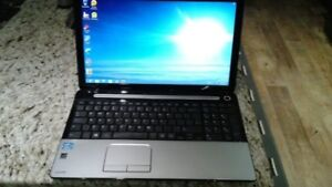 Toshiba Satellite Notebook for sale