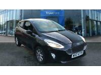 2018 Ford Fiesta 1.1 Zetec 3dr- Bluetooth, Tinted Glass, Touch Screen, Sat Nav,